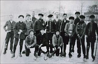 30er Jahre ETC Crimmitschau Eishockey