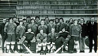 DDR ETC Crimmitschau Eishockey