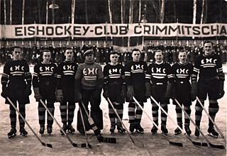 ETC Crimmitschau Geschichte Eishockey