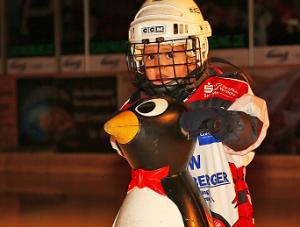 Eishockeyanfänger ETC Crimmitschau