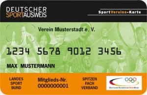 Sportausweis