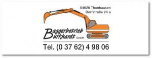Baggerbetrieb Burkhardt